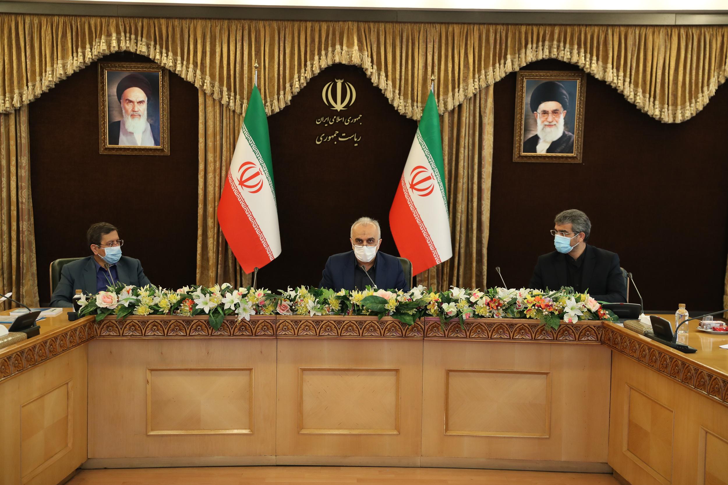 جلسه اصلی کمیسیون اقتصاد مورخ 3 شهریور 1399