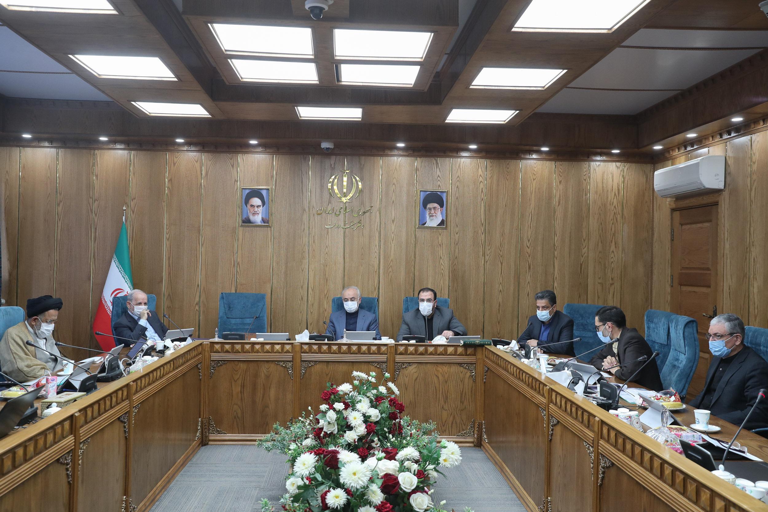 برگزاری کمیته اصلی کمیسیون سیاسی و دفاعی دولت