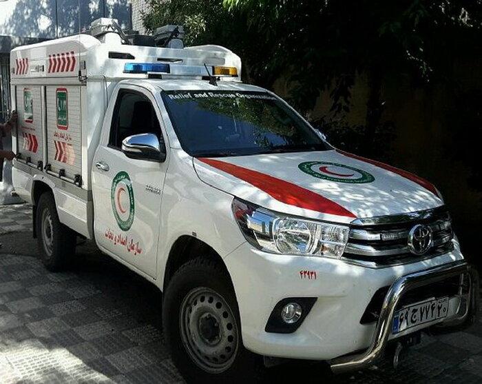 صدور مجوز واردات 900 دستگاه خودرو عملیاتی مورد نیاز جمعیت هلال احمر