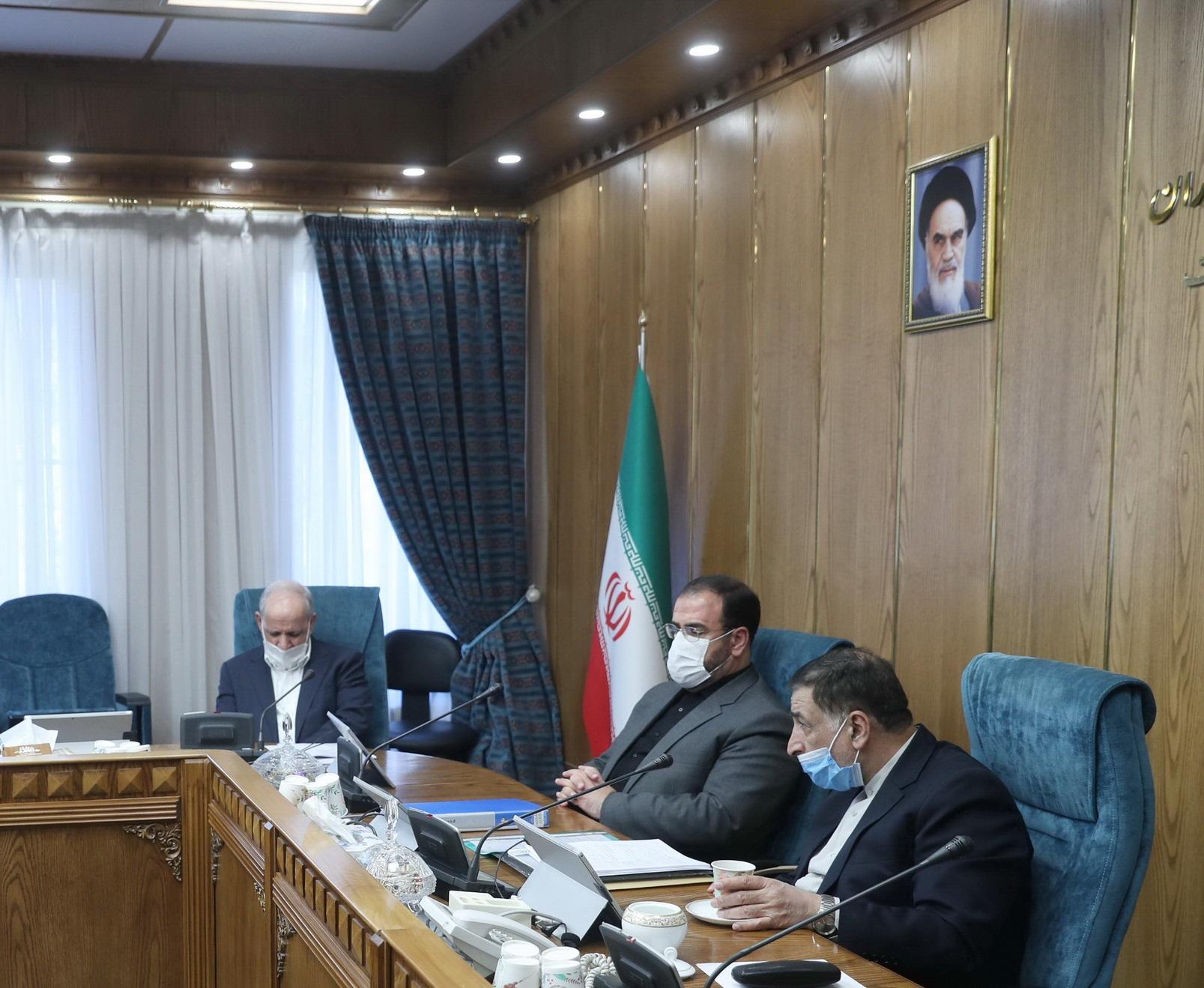 بررسی و تصویب موادی از لايحه «شوراهاي حل اختلاف»