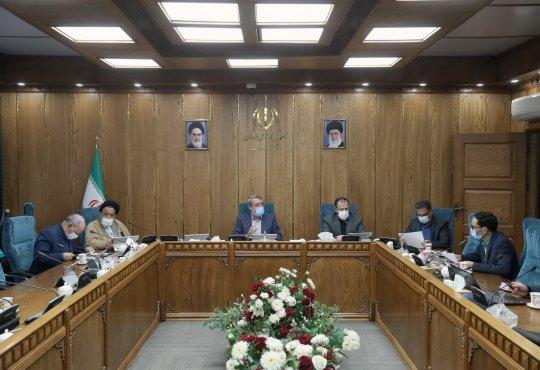 بررسی پیشنهادات دستگاه های اجرایی در کمیسیون سیاسی دولت