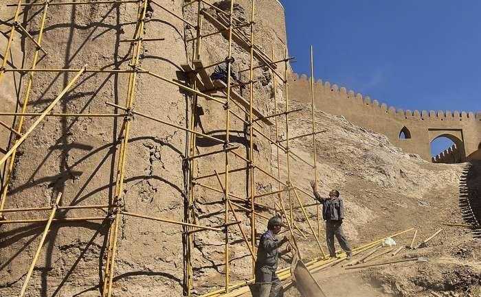 ارایه پیش نویس لایحه اصلاح قانون حمایت از مرمت و احیای بافت های تاریخی - فرهنگی