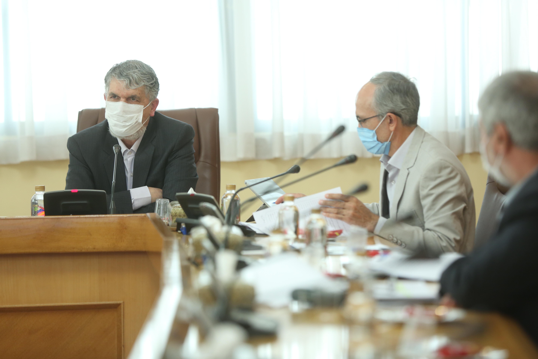 بررسی پیشنهاد سازمان برنامه و بودجه کشور در جلسه اصلی کمیسیون فرهنگی/ گزارش کمیسیون از ارایه نتایج پژوهش ساز و کار و ارتقای سرمایه اجتماعی