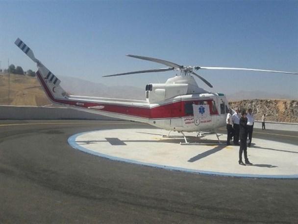 صدور مجوز واگذاری اراضی در کهگیلویه و بویراحمد برای احداث پد بالگرد پایگاه امداد و نجات جاده ای