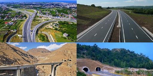 درخواست ترخيص قطعی ماشين آلات مورد استفاده در پروژه آزاد راه تهران-شمال
