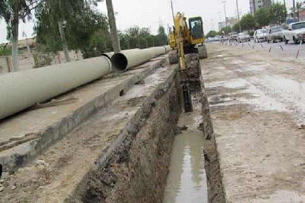 تخصیص اعتبار به منظور بهسازی شبکه فاضلاب و جمع آوری آب های سطحی