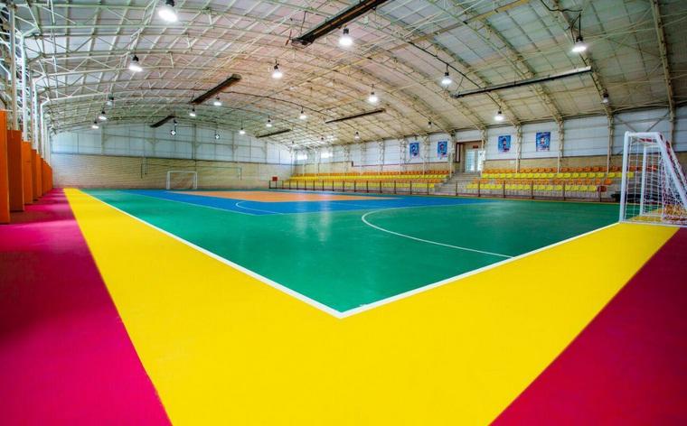 درخواست تامین اراضی جهت احداث سالن ورزشی در شهرستان سروان استان ایلام