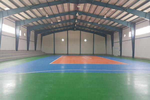 صدور مجوز بهره برداری از اراضی واقع در استان ایلام جهت احداث سالن ورزشی