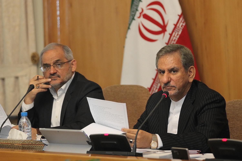 هیات وزیران 12 اردیبهشتماه به ریاست حجت الاسلام والمسلمین دکتر روحانی رییس جمهور تشكيل جلسه داد
