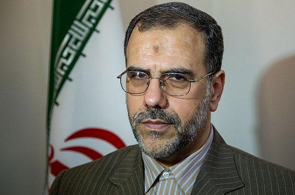 جناب آقای حسین علی امیری به عنوان معاون امور مجلس رییس جمهور منصوب شد