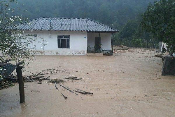 اختصاص ۴۰۰ میلیارد ریال اعتبار برای جبران خسارت و بازسازی بخشهای آسیب دیده از سیل استان گیلان