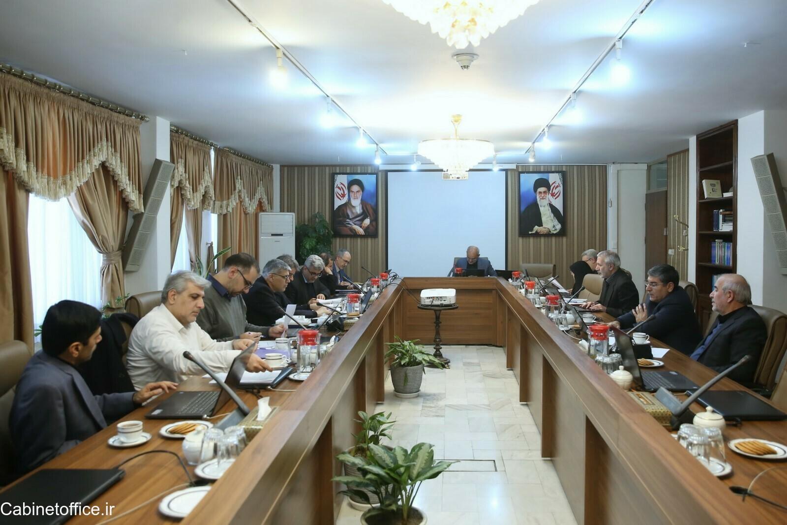 جلسه اصلی کمیسیون فرهنگی در تاریخ ۱۵ دی ۱۳۹۸