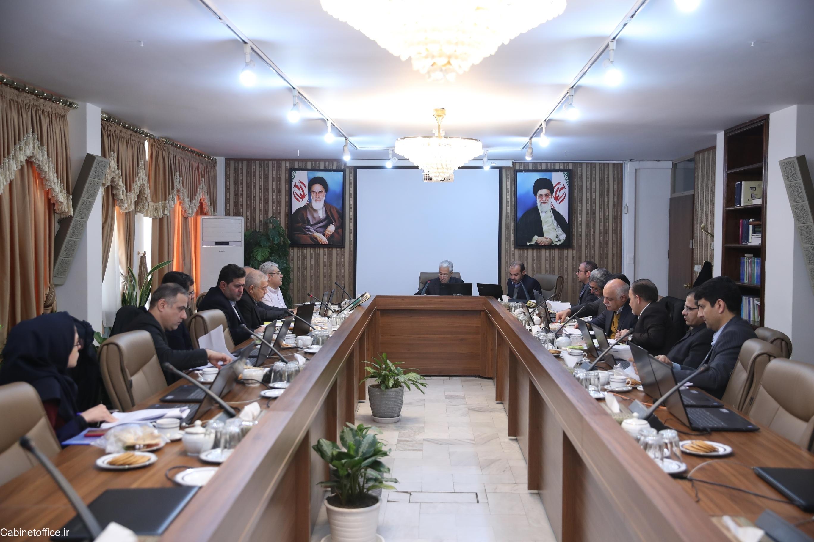 جلسه اصلی کمیسیون علمی، تحقیقاتی و فناوری در تاریخ ۱۶ بهمن ۱۳۹۸