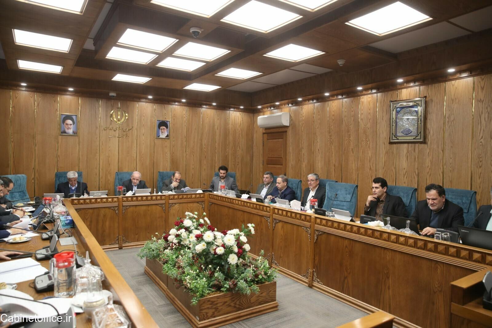 موافقت با اصلاح تصویب نامه به منظور بهرهمندی شرکتهای دولتی از فوق العاده ویژه موضوع قانون مدیریت خدمات کشوری
