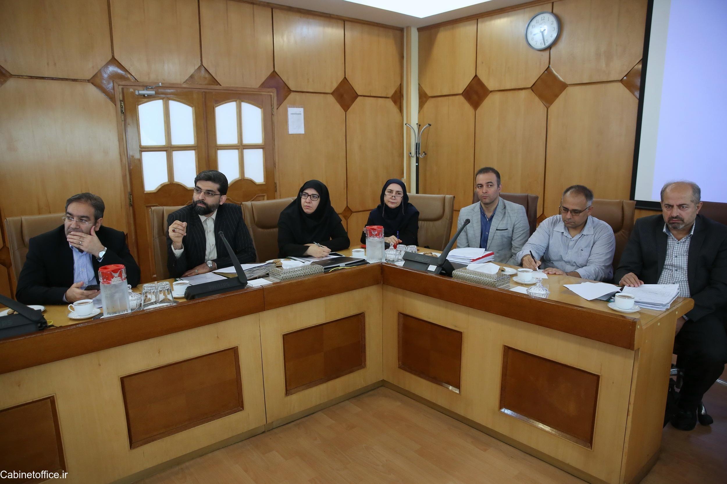 تشکیل جلسه اصلی کمیسیون اقتصاد در تاریخ ۱۰ تیر ماه ۱۳۹۸