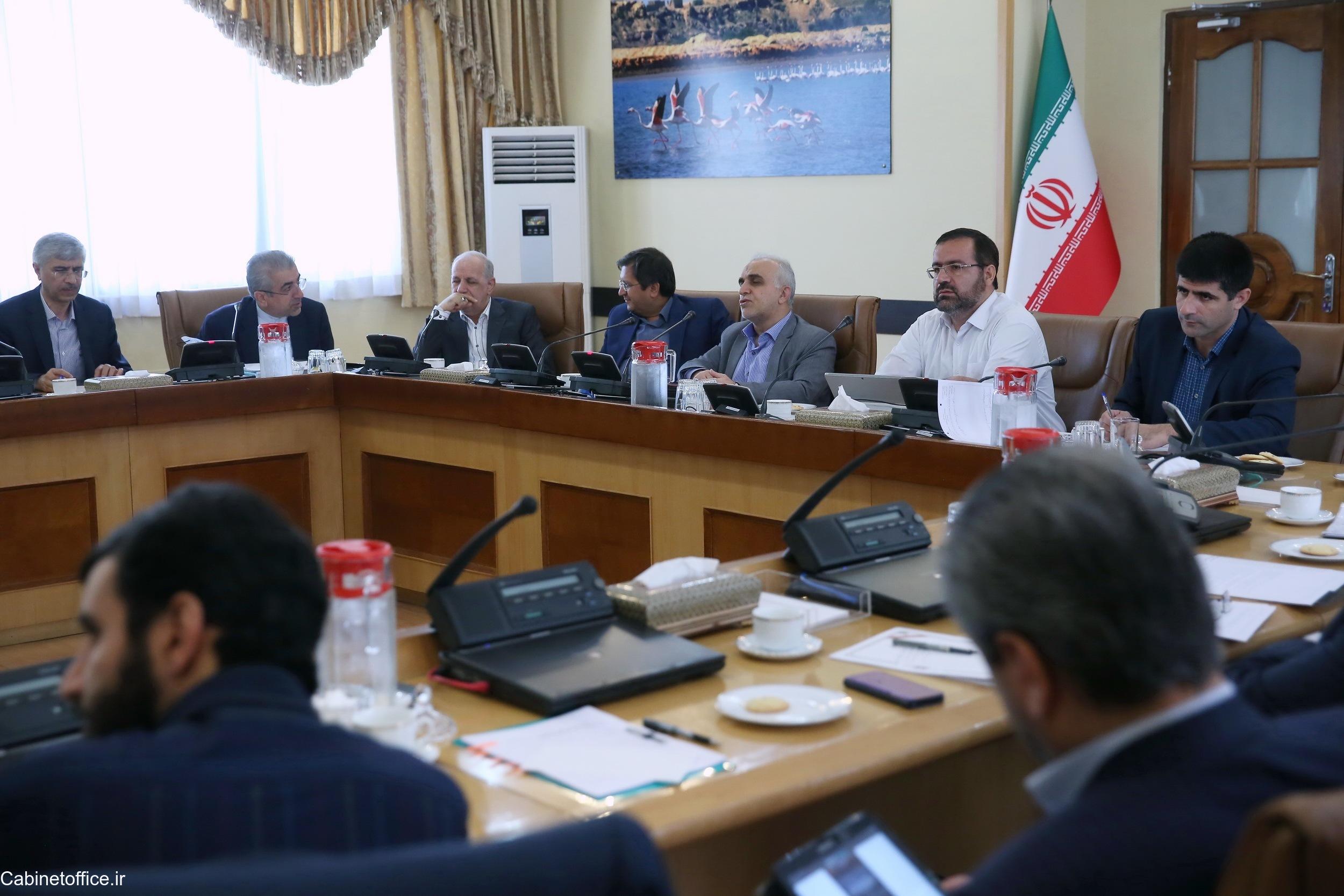 جلسه اصلی کمیسیون اقتصاد در تاریخ ۱۷ تیر ۱۳۹۸