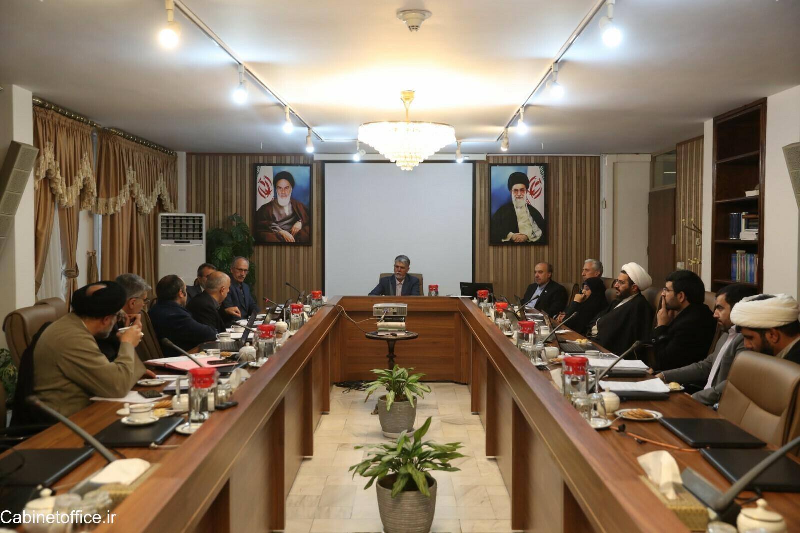 گزارش پژوهشی اثربخشی فعالیتهای فرهنگی و قرآنی سازمان اوقاف و امور خیریه بررسی شد