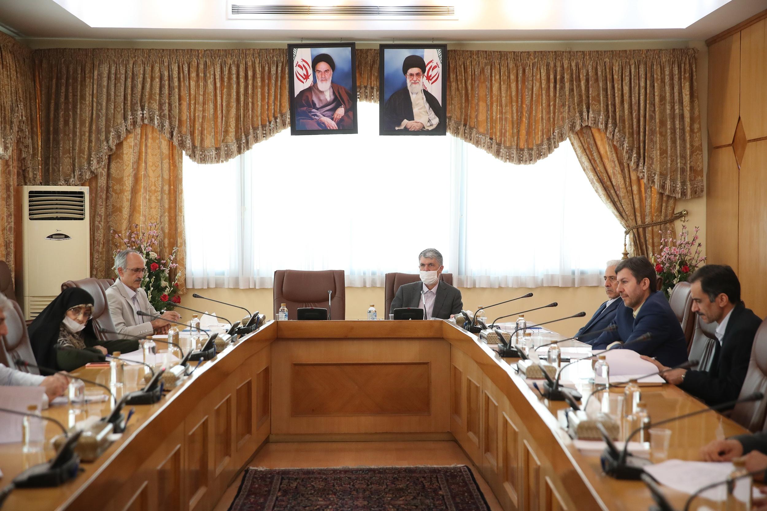 جلسه اصلی کمیسیون فرهنگی