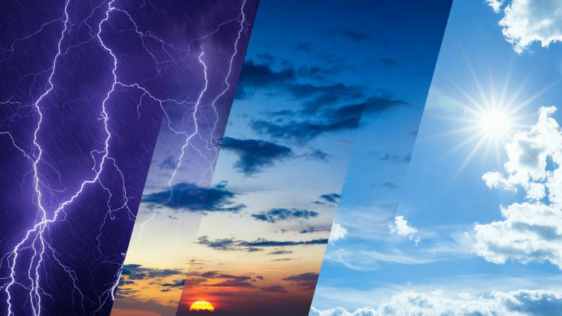 کاهش هشت درصدی بارشهای جوی طی سال آبی اخیر