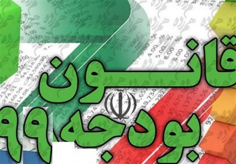 ابلاغ آیین نامه اجرایی بند (و) تبصره (۱) ماده واحده قانون بودجه سال ۱۳۹۹ کل کشور